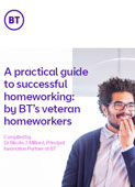 A practical guide to successful homeworking