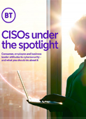CISOs under the spotlight