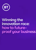 Winning the innovation race
