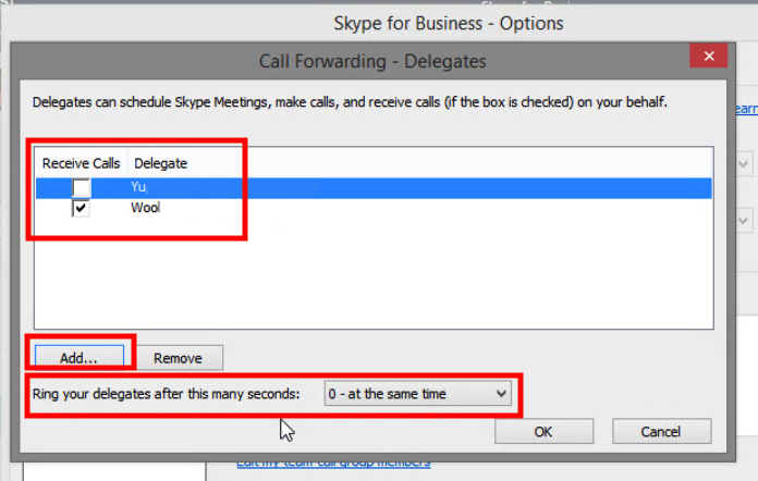 Making a Call with Skype for Business   BT for global business