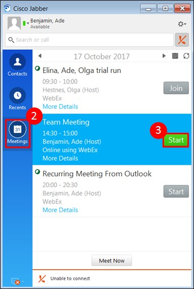 Join your meeting | BT for global business