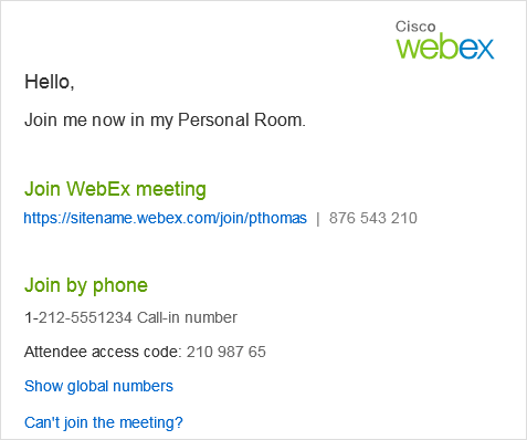 Using Personal Rooms | BT for global business