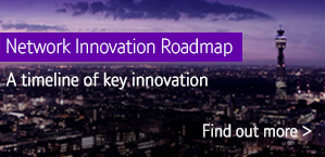 Network innovation roadmap