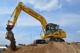 Komatsu chooses BT for its global it infrastructure