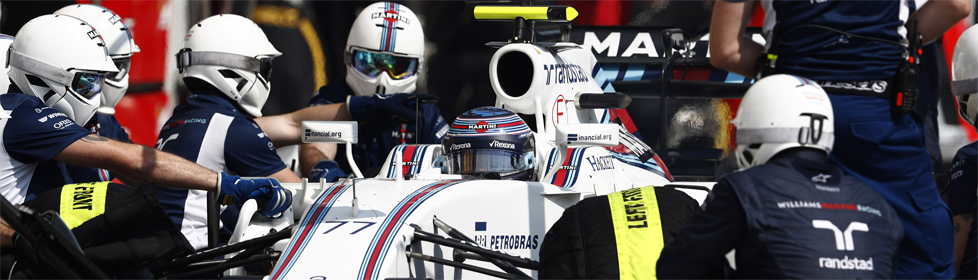 Williams Martini Racer