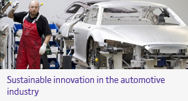 Find out more about our report on innovation in the automotive industry