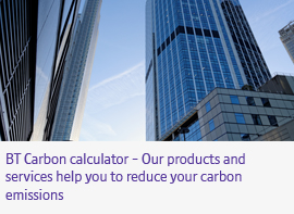 Carbon calculator: find out more on how to reduce your carbon emissions