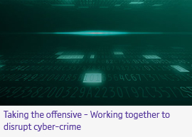 Read our report with KPMG on cyber crime