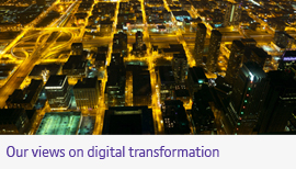 Find out more about Digital Transformation