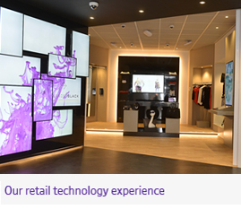 Find out more about our retail technology experience