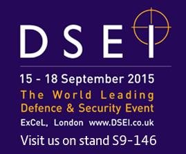 BT Defence at DSEI