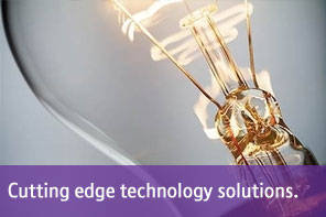 Cutting edge technology solutions