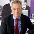 Andrew Small, vice-president for unified communications and customer relationship management at BT Global Services