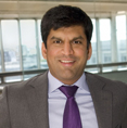 Ashish Gupta, president, UK corporate and global banking & financial markets, BT Global Services