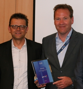 BT wins Cisco's 'Services Partner of the Year' award in Belgium and Luxembourg