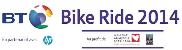 BT Bike Ride