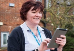 BT helps Humber NHS Foundation Trust go mobile and spend more time with patients