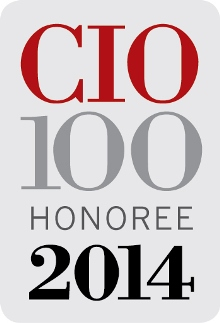 CIO 100 HONOREE 2014