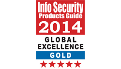 Info Security Products Guide 2014 Gold Award Winner