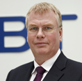 Keith Langridge, vice president, network services at BT Global Services