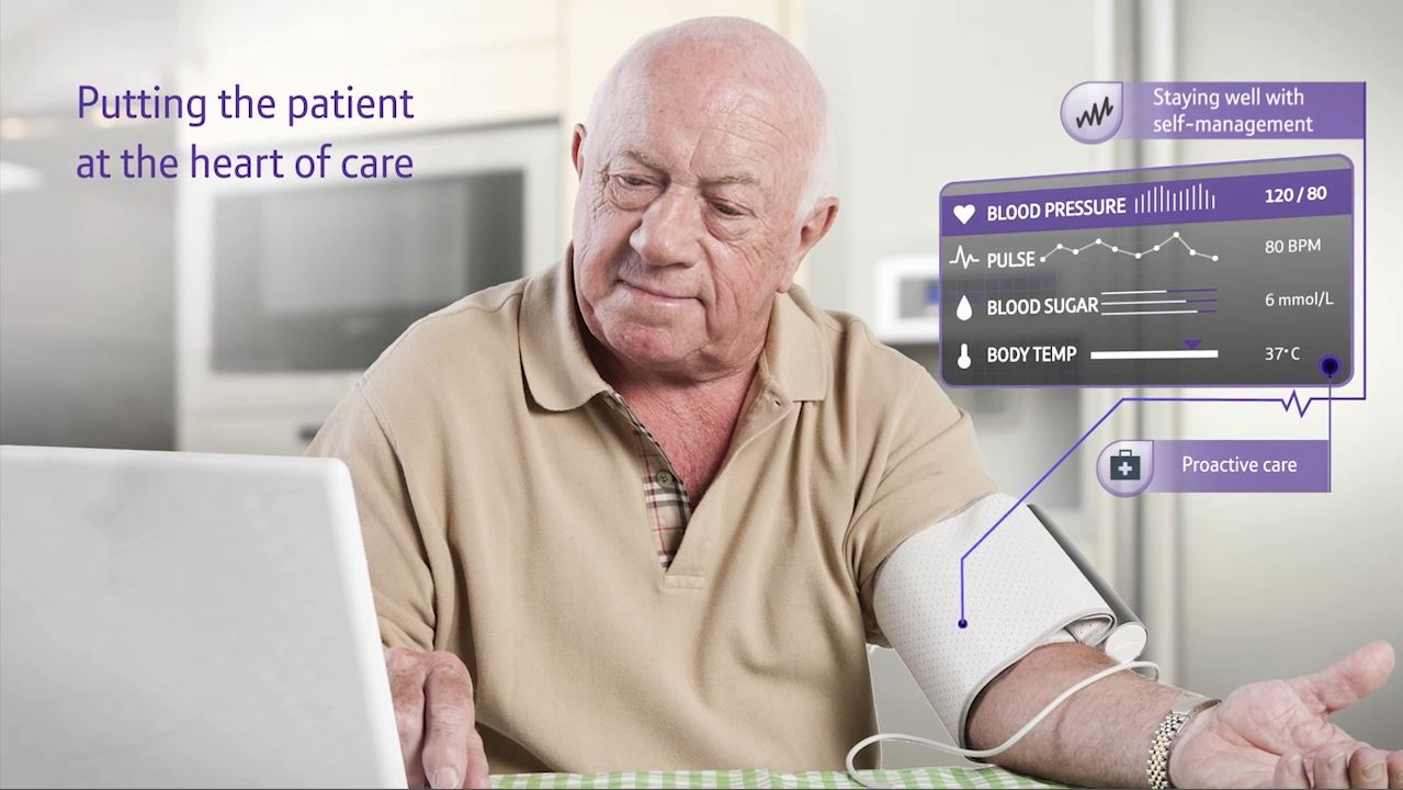 BT for Health: creating a new world of care