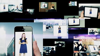 Improve collaboration with Polycom video conferencing solutions